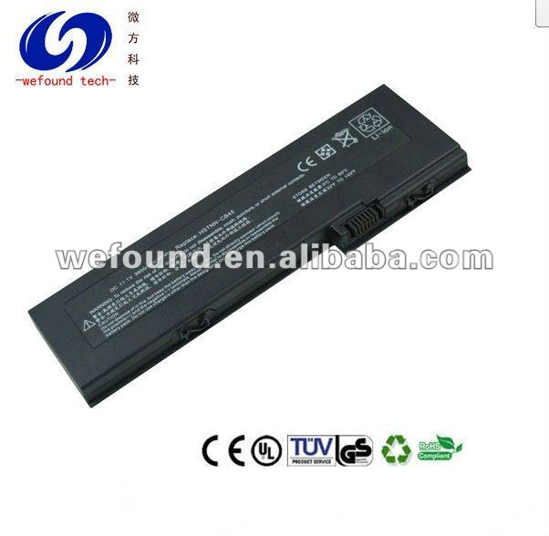 laptop battery for HP Compaq 2710 2710p 2730P 2740p TX2600 series