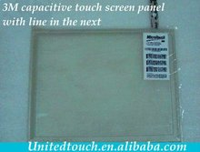 3M 12.1inch surface capacitive USB touch screen panel for lcd monitor, led monitor