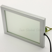 Top quality switchable glass panel smart electric privacy glass 4mm+4mm 5mm+5mm 6mm+6mm