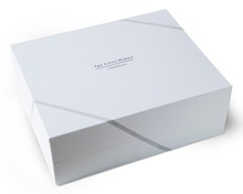 luxury clothing packaging clothes gift paper donation box