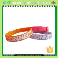 Custom made logo silicone wristband printer for events