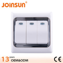 S9 serise hot sale wall types of electrical switches