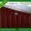 Hot Sale Flame resistant curtains for church and stage for sales
