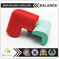 Rubber edge banding tape for tables shape edging protector