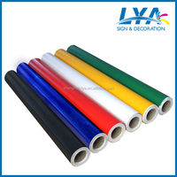 High glossy cut vinyl for cutting plotter / cutting vinyl / graphic vinyl for cutting