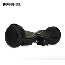 Koowheel Germany Warehouse 2 Big Wheel Hoverboard and Oxboard