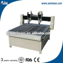 equipment from china for the small business aol 1212 stone engraving cnc router best price