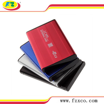 2.5 SATA External Hard Disk Drive HDD Case HDD Enclosure