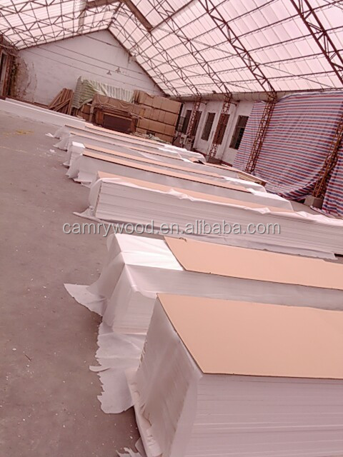 Primed Casing Wooden LVL / staircases plywood used for stair baffle