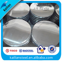 Factory Price 410 SS Circles