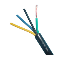 Flexible PVC 4*16mm2 Electric Control Cable