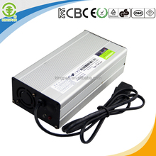 36v5a DC output lifepo4 battery charger/smart charger float charge trickle charger for lead acid battery