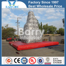 children outdoor playground outdoor climbing nets,inflatable climbing wall