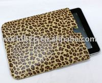pouch Leather Case for iPad 2G