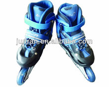 Fashion inline professional skates with PU wheel