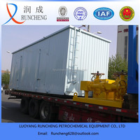 horizontal type fire tube automatic steam boiler / steam raising unit