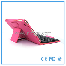china best keyboard for distribotor/wholesalor/retailor bluetooth arabic tablet keyboard case for ipad mini