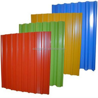 color coated galvalume metal roof tile