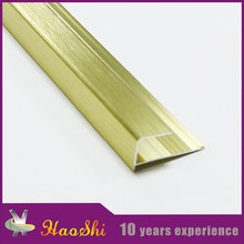Aluminium formation product factory direct floor edging strips