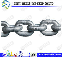 Wells Welded Alloy g70 anchor chain
