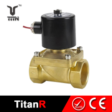 2 way normally closed brass underground water solenoid valve