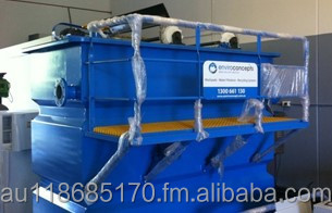 ECO DAF-5000 Water Treatment Plant Water Recycling