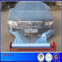hot new products for 2015 automotive blue transparent film