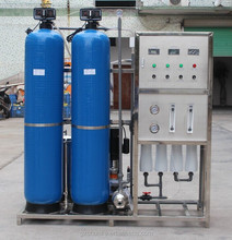 CK-500LPH & 1000LPH stainless steel FRP 7 stage reverse osmosis water treatment filter purifier purification system