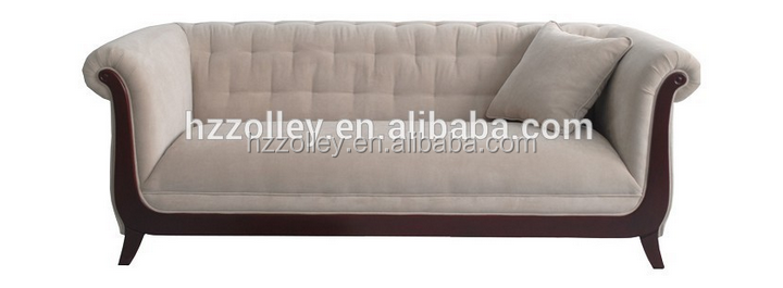 Deep Button Old Fashioned Sofa Cum Beds With Nailheads