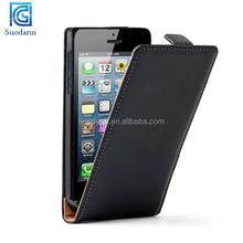 ULTRA SLIM Leather Flip Case Mobile Phone Cover for Apple iPhone 4 / 4S / 4G