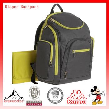 mummy diaper changing bag adult baby diaper bag backpack essd102 buy diap. Black Bedroom Furniture Sets. Home Design Ideas