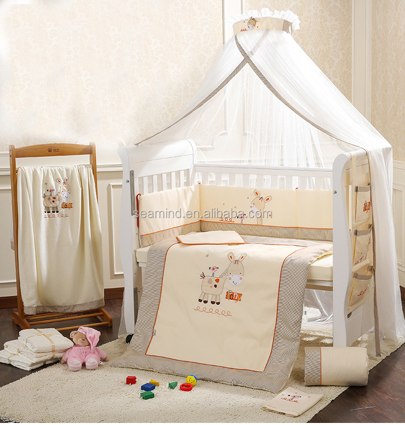 4 Colors Baby Bed canopy crib mosquito nets fly net insect protection play tent children STAI netting kids