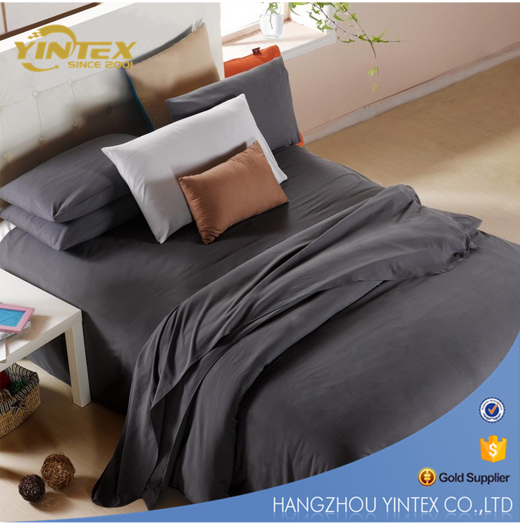 wedding high quality yintex cross stitch bed sheet