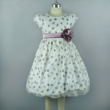 short sleeve lace kids girl dress cheap china wholesale kids dress wholesale top quality party dress
