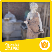 Alibaba Website Nude Woman Stone Marble Sculpture/Statue