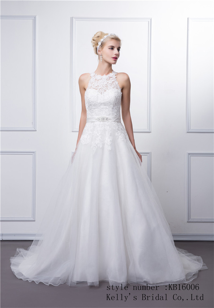 Made in China wholesale beautiful guangzhou sexy washable draggle-tail sleeveless wedding dress factory