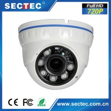 1.0MP Vandalproof specifications 720P dome camera CVI camera
