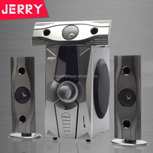 China manufcture sale's champion wooden 3.1 home theatre sound speaker system