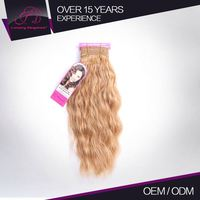 Low Cost Customized Color 100% Remy Human Brazilian Mink Hair Weave