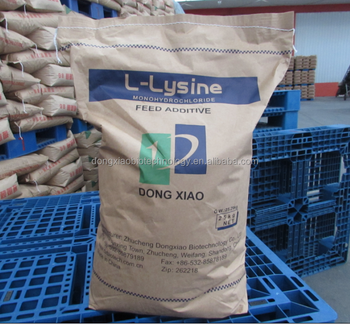 China L Lysine Mono HCL 98.5%/Animal Feed