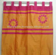 TOP ONE curtain factory first class quality creative designs Curtain