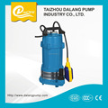 QDX-T/S series stainless steel agricultural irrigation submersible water pump for agriculture