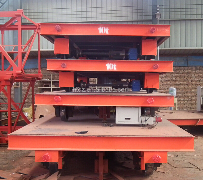 KPT series electric flat car 5kw