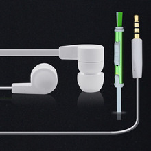 Wholesale bus earphone with microphone