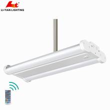 Manufacturer Supplier 100W 140W 200W 300W 130LM/W led linear high bay light with UL certificate