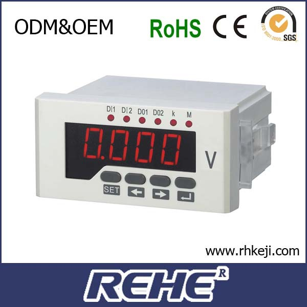 Cheap Single-phase RH-AV41 Digital Voltage meter AC