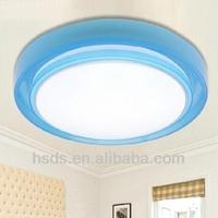 aluminium factory wholesale semi flush ceiling light