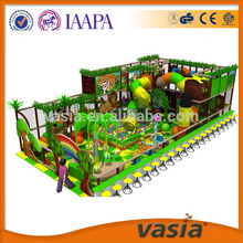 Theme commercial indoor playground equipment -soft play