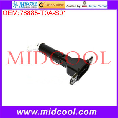 High Quality Headlight Cleaning Washer Nozzle Pump OEM:76885-T0A-S01