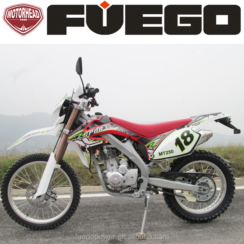 MX 250CC CRF 250 R Motorcycle Dirt Bike